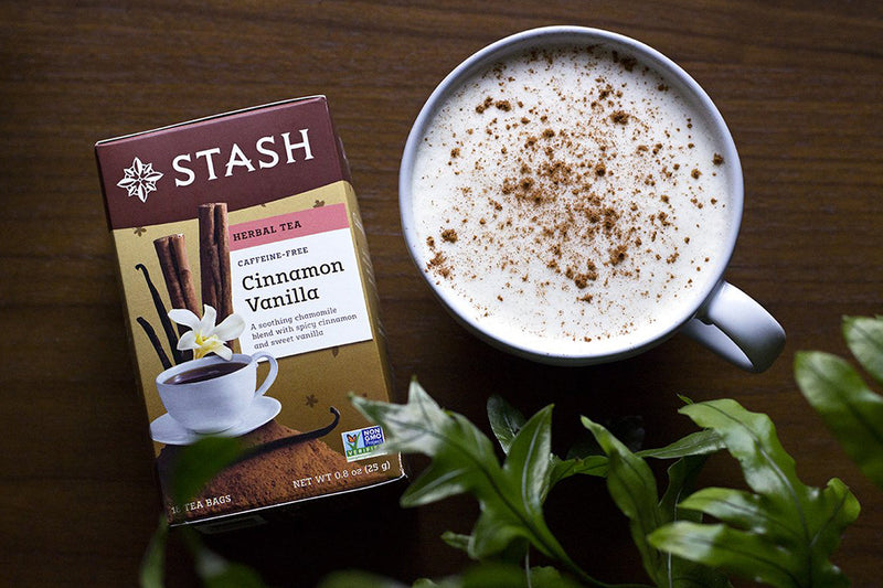 Cozy Cinnamon Tea Steamer