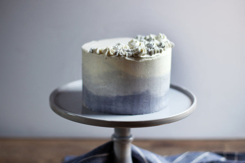 Earl Grey Tea Cake Recipe With Honey Buttercream Frosting | Stash Tea