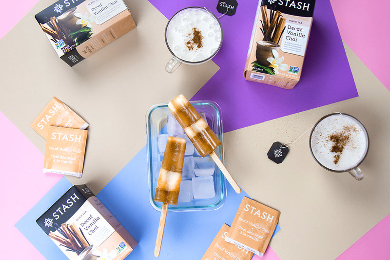 Sweet Tea Popsicles | Stash Tea