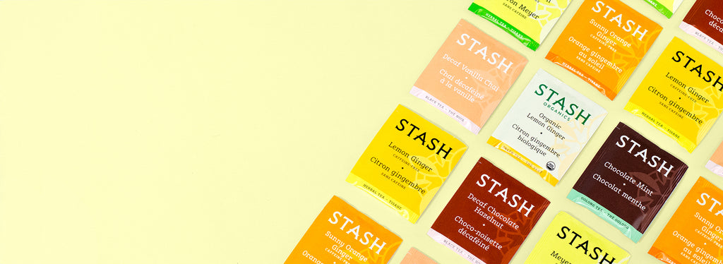 Tea bag | Brew brighter and bolder | Stash Tea