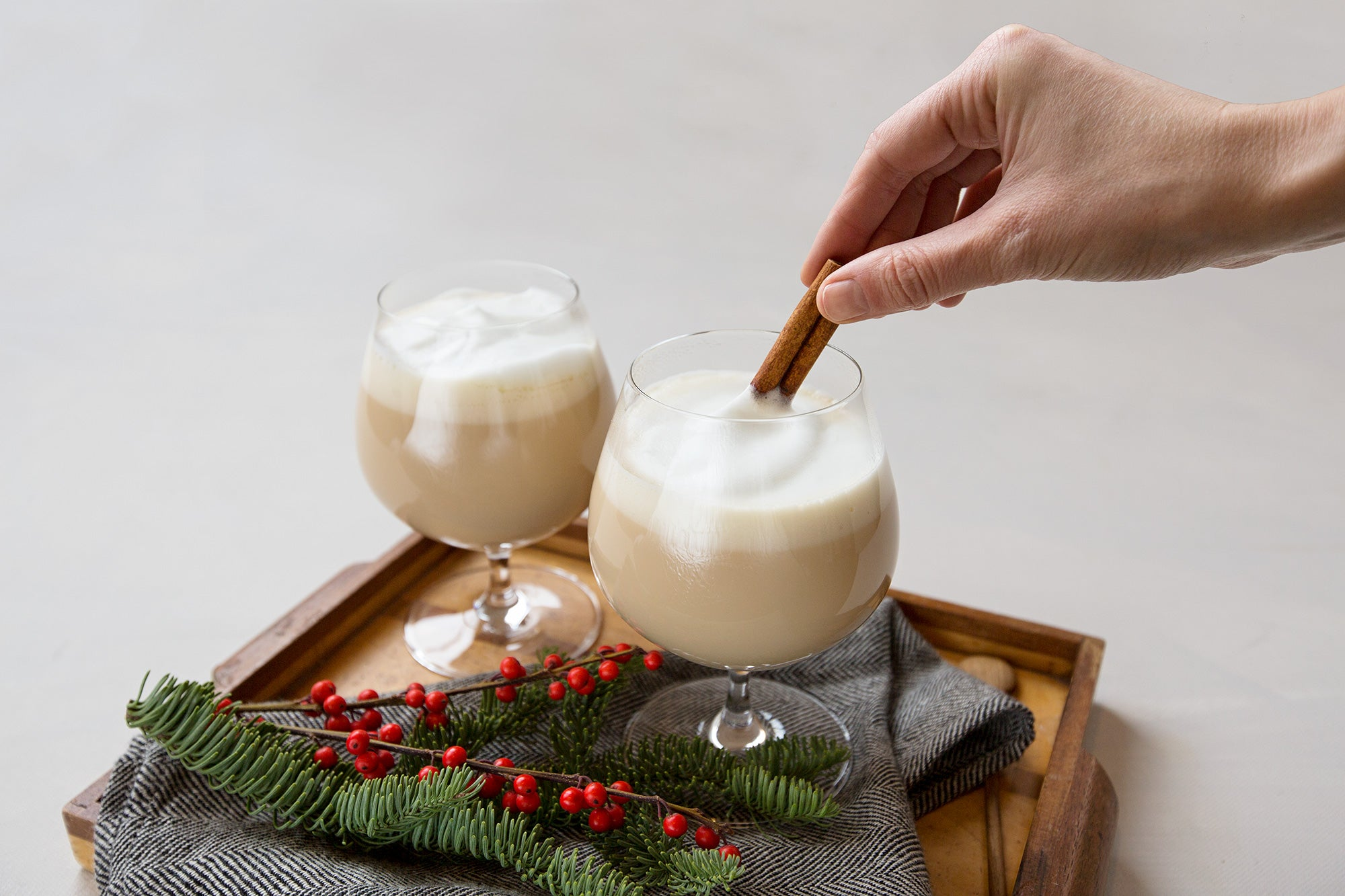 Spiked Winter Chai