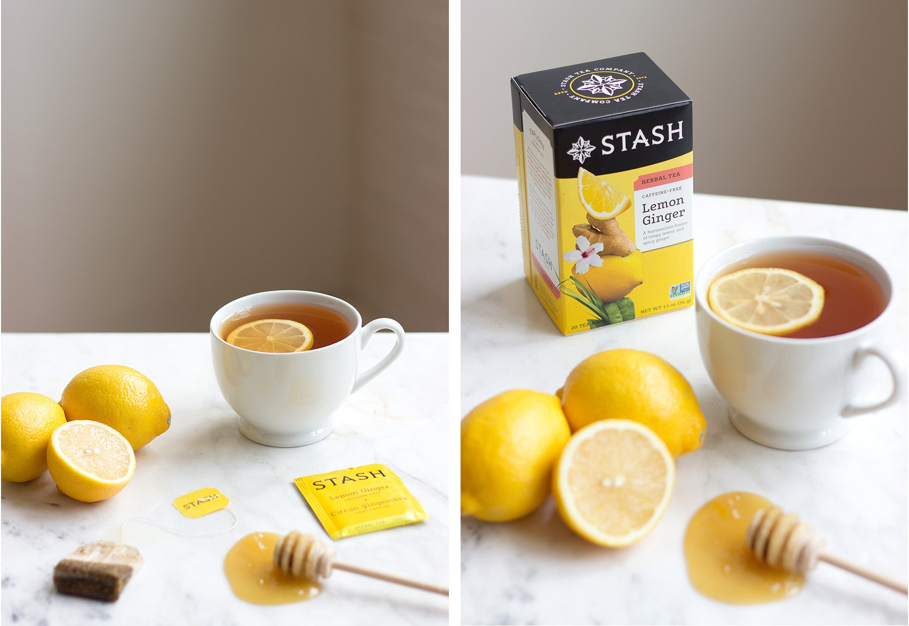 Lemon Ginger Soother