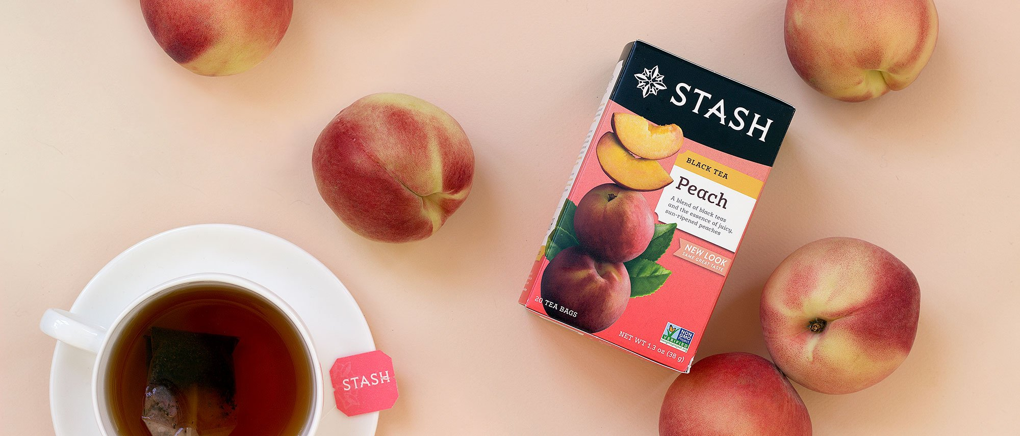 Stash Tea Peach