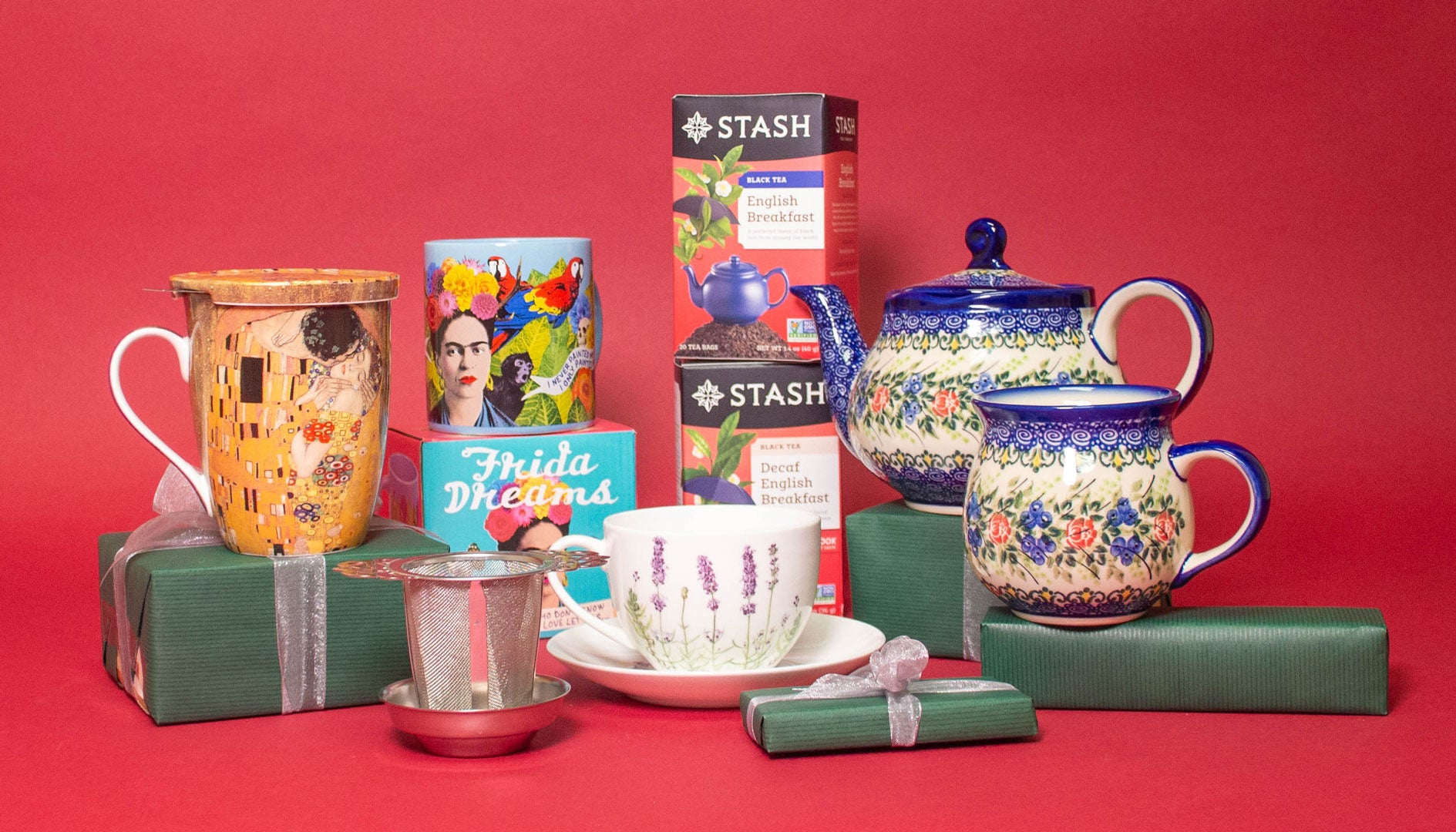 Gift Guide for A Real Class Act | Stash Tea