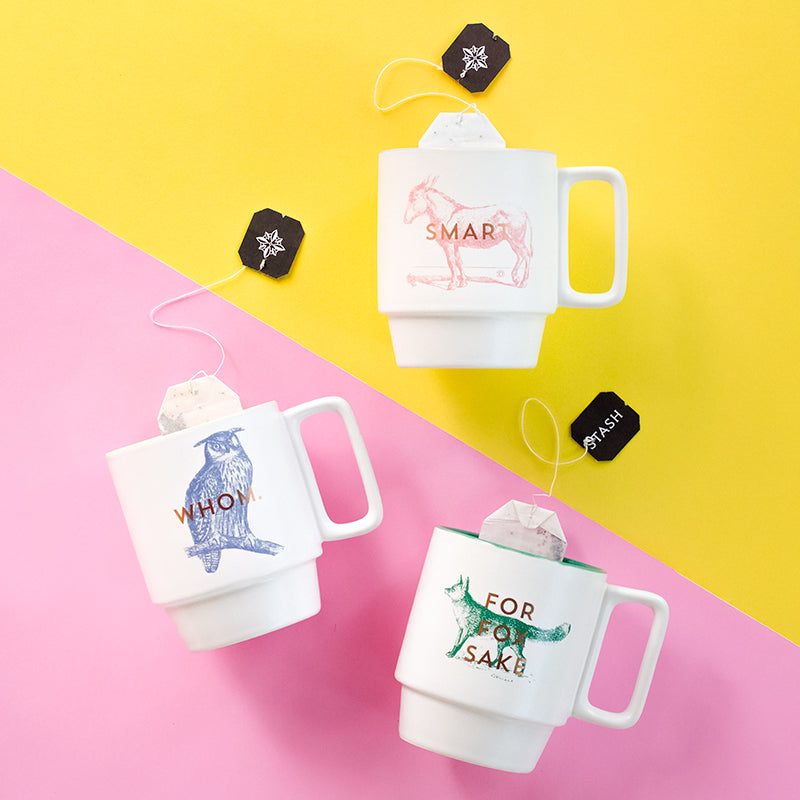 Vintage Sass Mugs | Stash Tea
