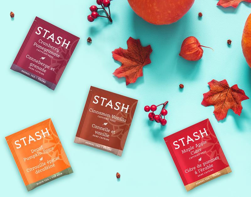 Fall Teas | Stash Tea
