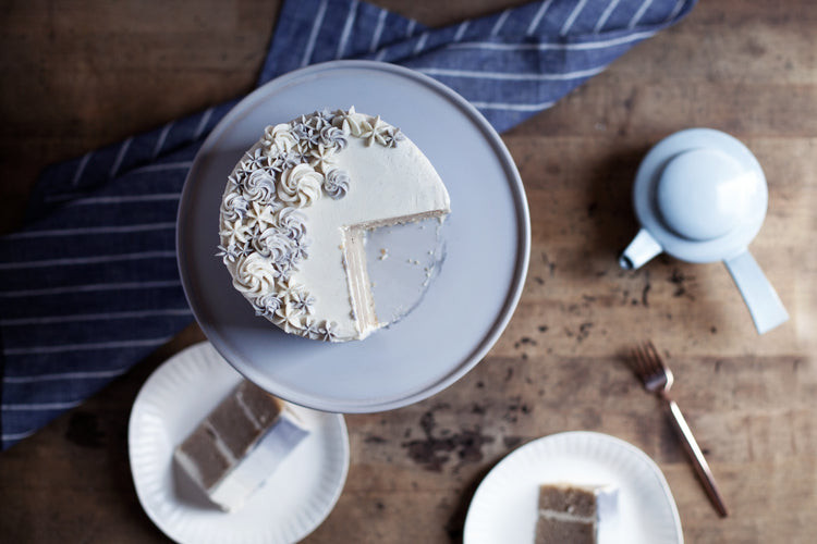 Earl Grey Tea Cake Recipe | Stash Tea