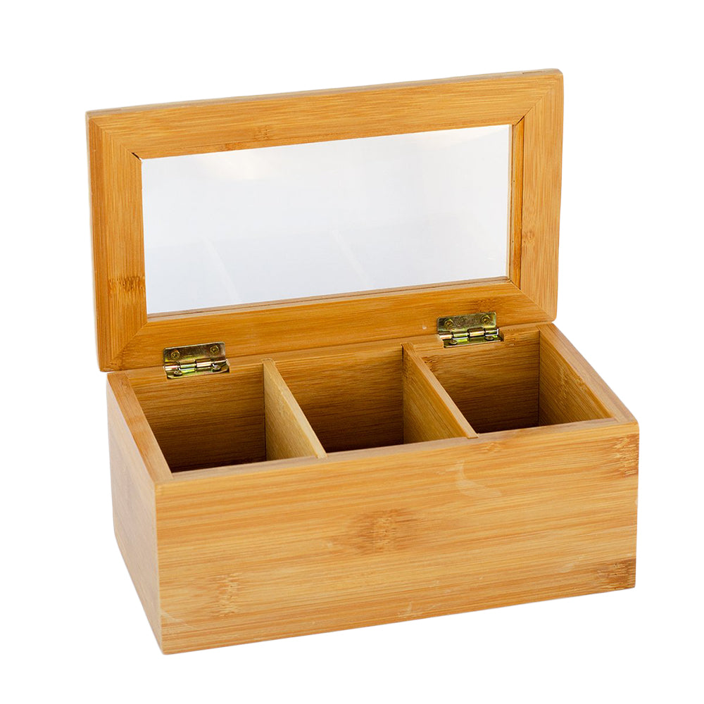 Small Bamboo Tea Chest | Stash Tea