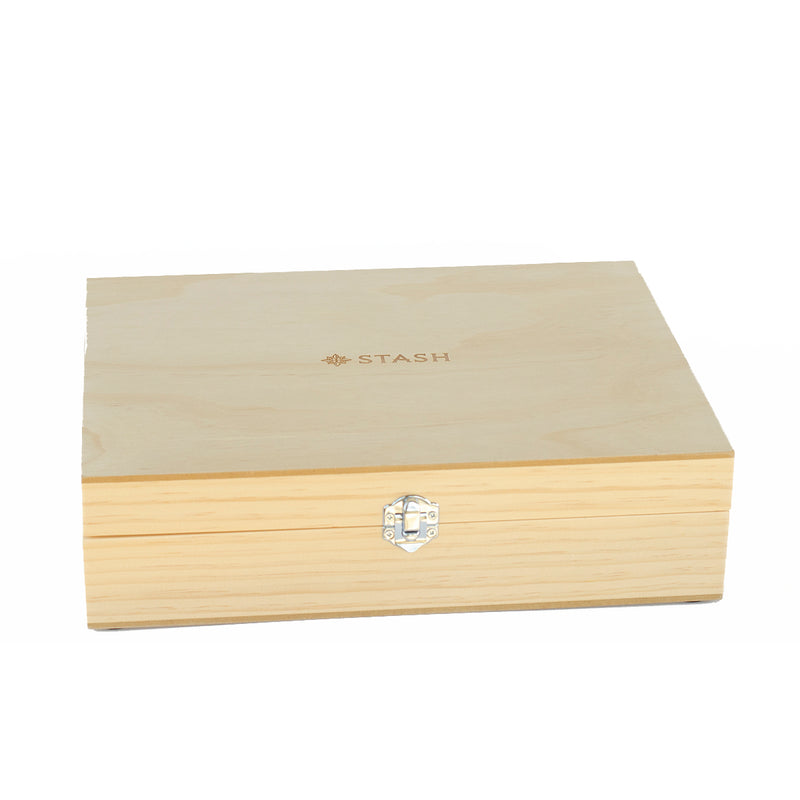 Stash Signature Tea Chest