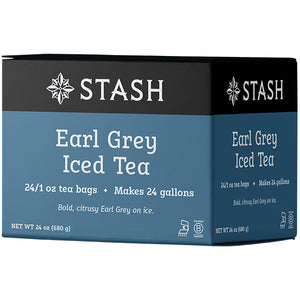 Earl Grey Black Iced Tea