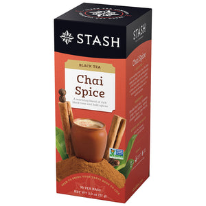 Chai Spice Black Tea