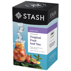 Tropical Fruit Black Iced Tea