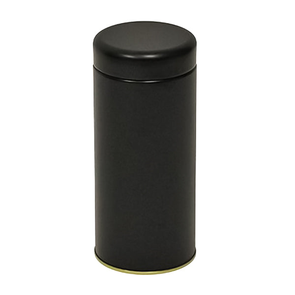 Matte Black Canister For 100 g Loose Leaf Tea | Stash Tea