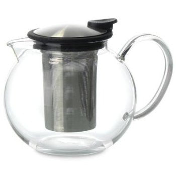 Bola Glass Teapot 25 oz | Stash Tea