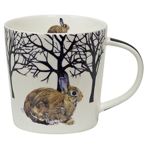 Winter Rabbit Mug in Gift Box