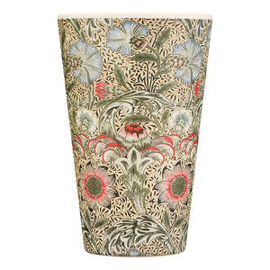William Morris Corncockle Travel Cup 14 oz | Stash Tea