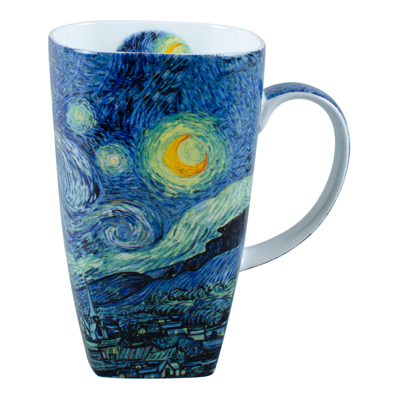 Van Gogh Starry Night Grande Mug in Gift Box
