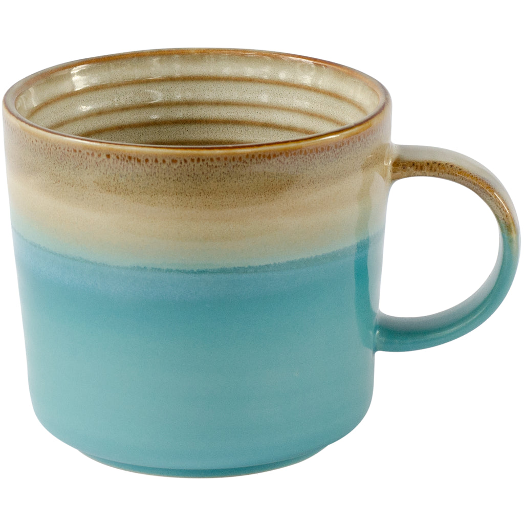 Horizon Reactive Glaze Tea Mug