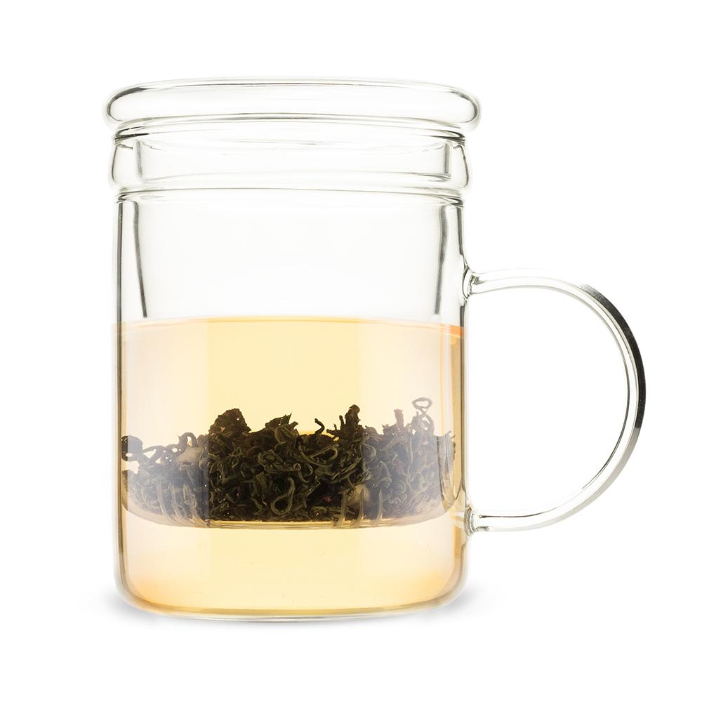 Blake Glass Tea Infuser Mug | Stash Tea
