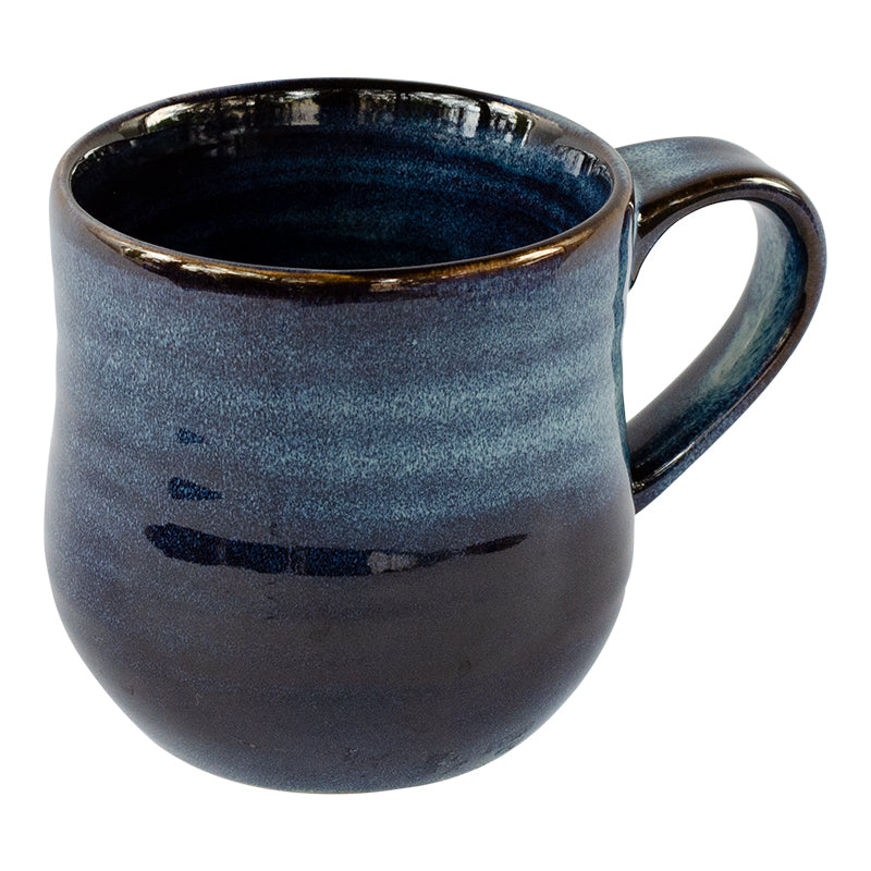 Loft Midnight Blue Glaze Mug 16 oz | Stash Tea