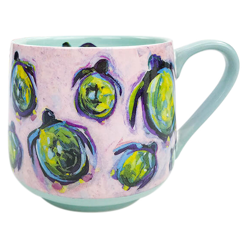 Sea Turtles Tea Mug