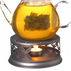 Cairo Teapot Warmer with Candle | B Corp | Stash Tea