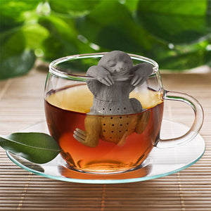 Slow Brew Sloth Silicone Tea Infuser | Stash Tea