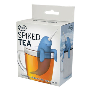 Spiked Tea Narwhal Silicone Tea Infuser | Stash Tea