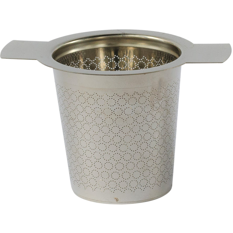 Finely Perforated Stainless Steel Infuser