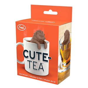 Cute-Tea Hedgehog Silicone Tea Infuser | Stash Tea