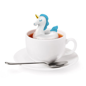 Unicorn Float-Tea ABS, Stainless steel Tea Infuser | Stash Tea