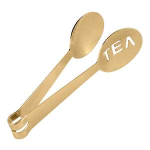 Gold Tea Tongs | Stash Tea