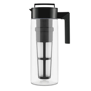 Black Takeya Flash Chill Iced Tea Maker