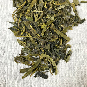 Asian Pear Dragonwell Green Tea