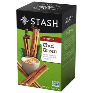Chai Green Tea