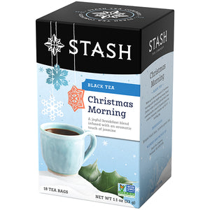 Christmas Morning Black Tea | Holiday Tea | Stash Tea