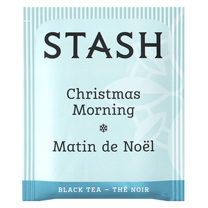 Christmas Morning Black Tea Bags | Holiday Tea | Stash Tea