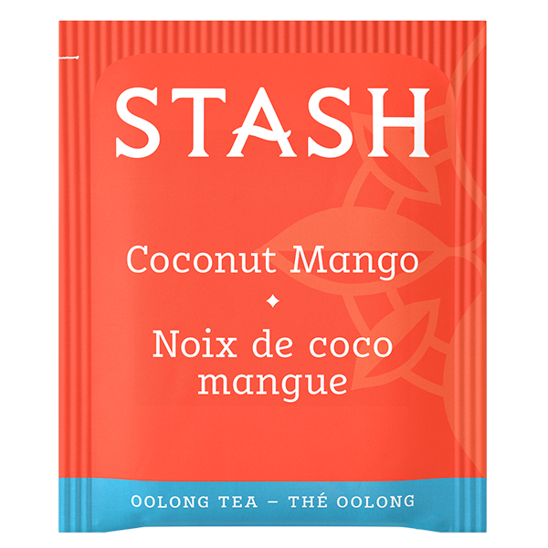 Coconut Mango Oolong Tea