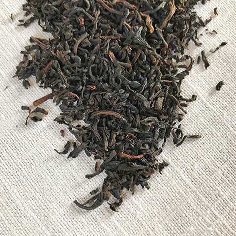 Double Bergamot Earl Grey Decaf Black Tea