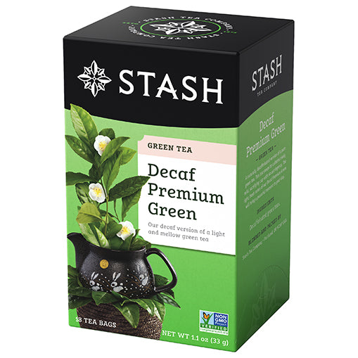 Premium Green Decaf Tea