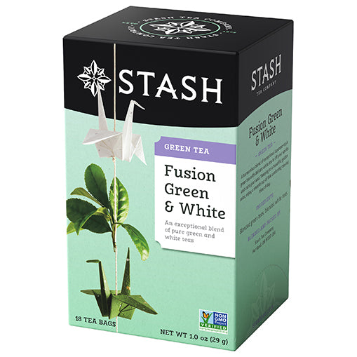 Fusion Green and White Tea