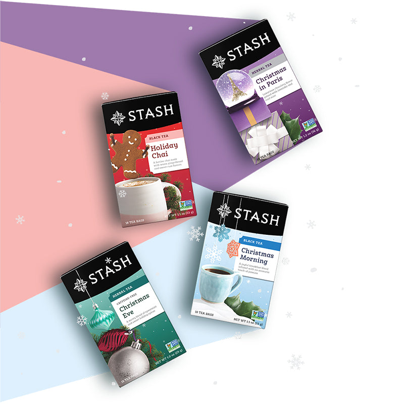 Holiday Tea Bundle 10% Off | Stash Tea