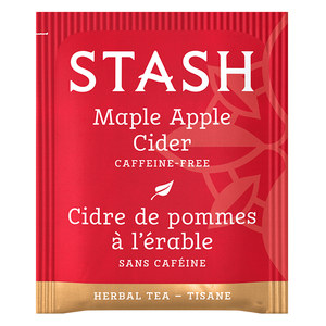 Maple Apple Cider Herbal Tea Bags | Fall Tea | Stash Tea