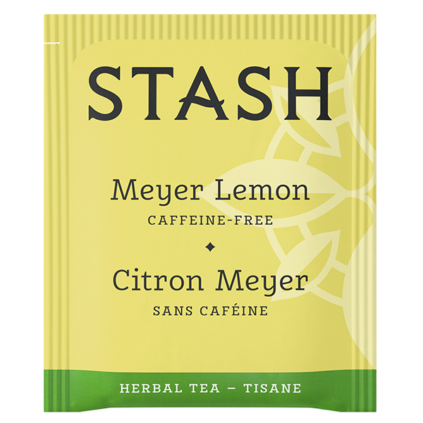 Meyer Lemon Herbal Tea