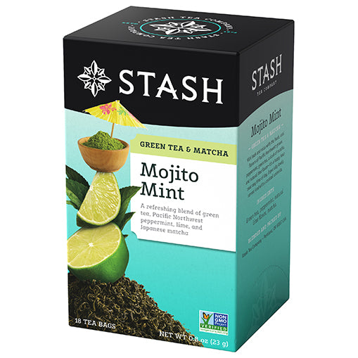 Mojito Mint Green Tea