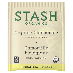 Organic Chamomile Herbal Tea