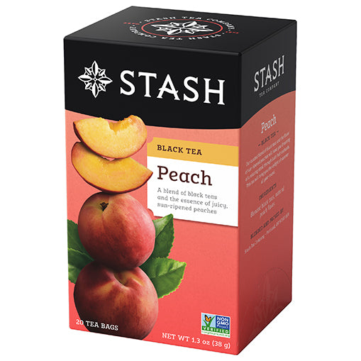 Peach Black Tea