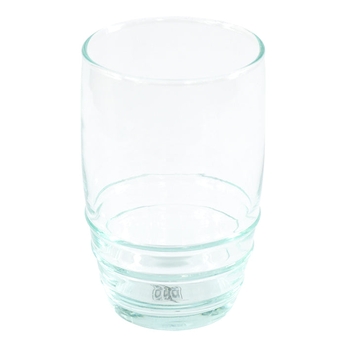 Recycled Iced Tea Glass Rings Tall Tumbler 14 oz | Stash Tea