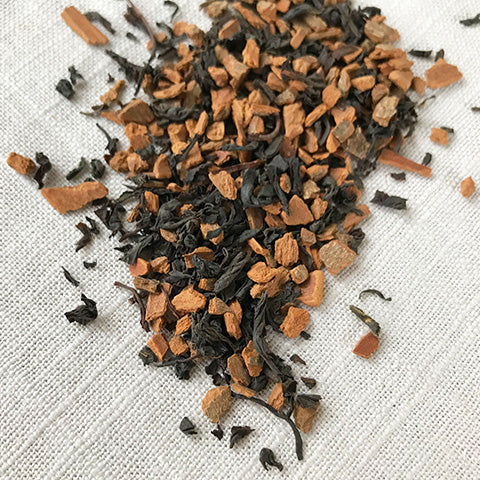 Sweet Cinnamon Black Tea