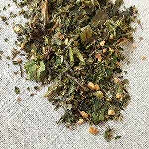 White Christmas White Loose Leaf Tea | Holiday Tea | Stash Tea